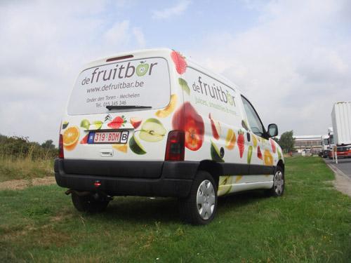 De Fruitbar Mechelen