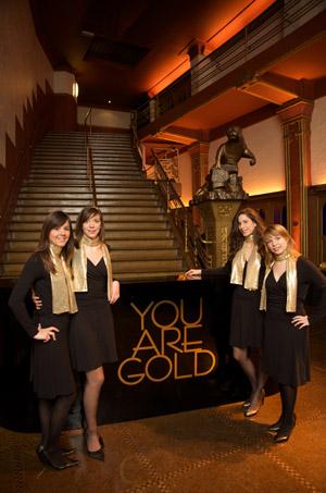 You Are Gold - Novartis